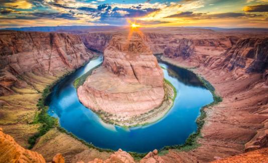 Gran Cañón en Arizona
