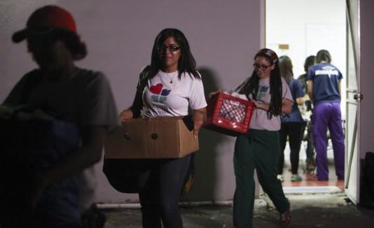 Labor voluntaria / BrandShare