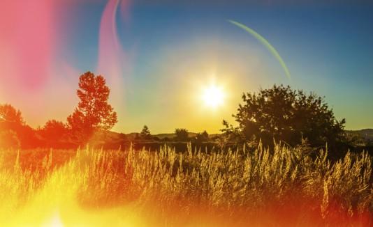 Calor y fuego en la Tierra