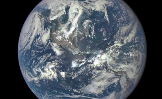 NASA planeta tierra