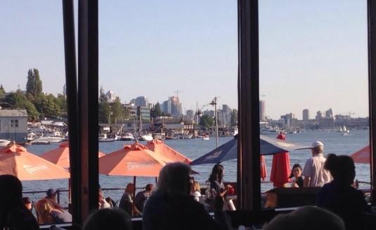 Ivars restaurant Seattle