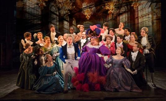 """""""Les Misérables"""" en Broadway"""