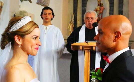 Una boda en Castañer