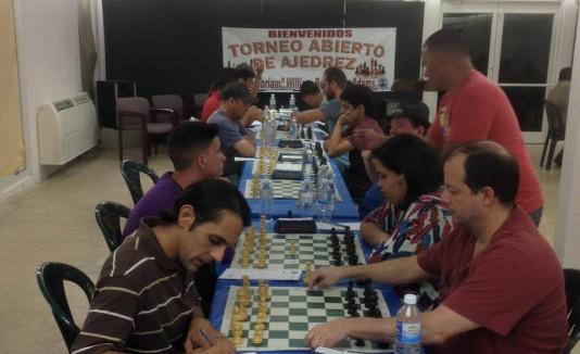 Torneo de Ajedrez William Bermúdez Adams
