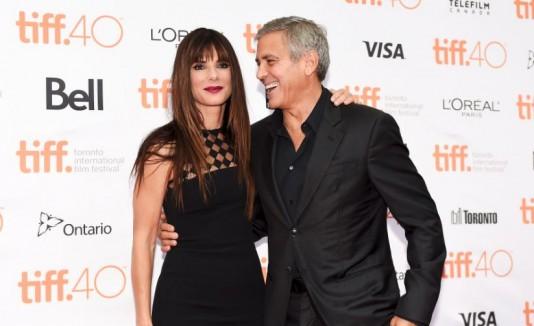 George Clooney / Sandra Bullock
