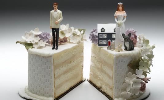Bizcocho Divorcio