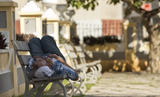Personas sin hogar / Deambulantes