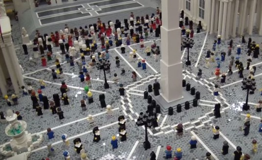 Lego Vaticano