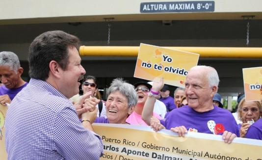 José Carlos Aponte / Alcalde de Carolina