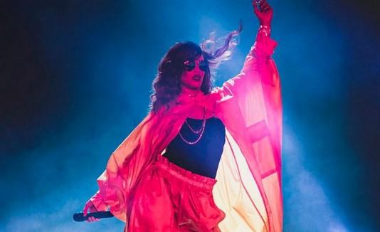 Rihanna en Rock in Río