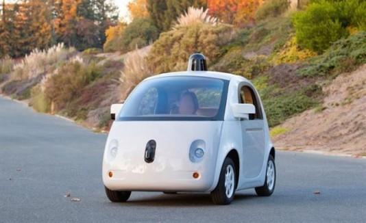 Google carro autónomo