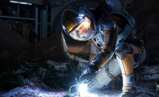 The Martian / Matt Damon