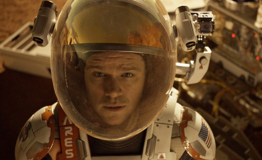 The Martian / Matt Damon