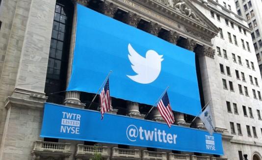 Twitter en Nueva York.