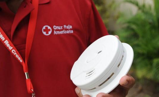 Cruz Roja Americana / Incendios / Fuegos