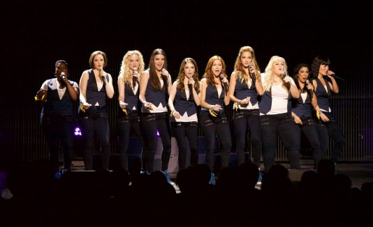 """Actrices de """"Pitch Perfect""""."""