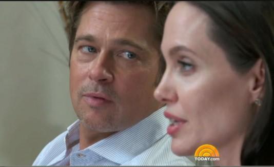 Angelina Jolie / Brad Pitt