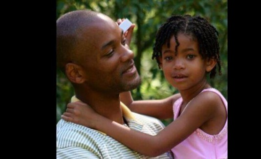 Will Smith y Willow
