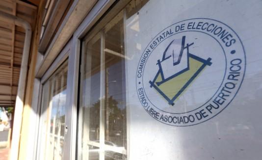 La Comisión Estatal de Elecciones dirigirá el proceso en  Vieques.