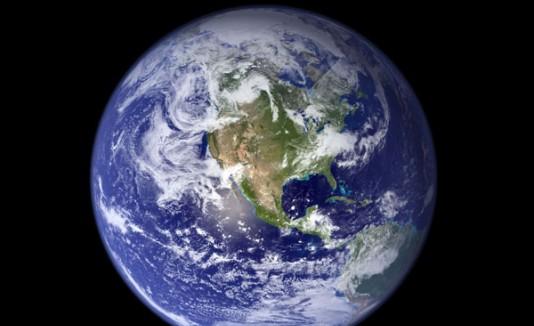 Mundo, Tierra