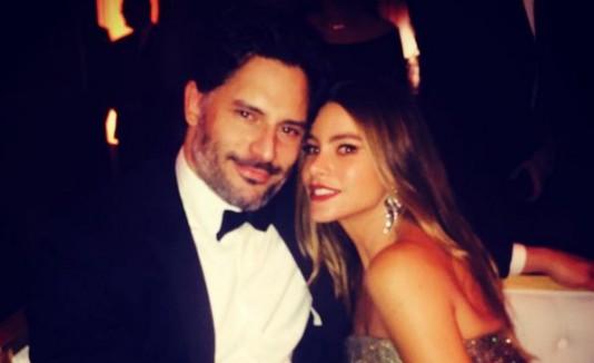 Sofia Vergara y Joe Mangianello
