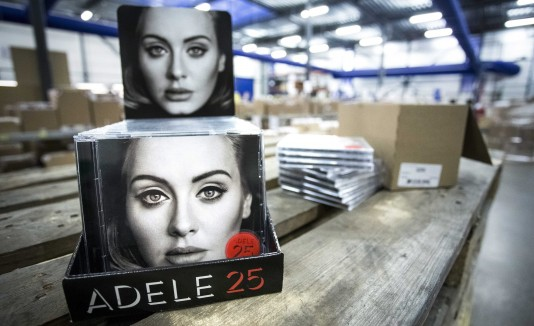 """25"" de Adele"