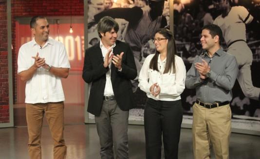Los concursantes de la semana anterior celebran el doble triunfo de Pick My Stuff y de los integrantes de E Sports Puerto Rico, quienes se compartieron el premio de la semana.