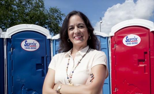 La empresa Septix ofrece una amplia gama de servicios de sanitarios portátiles.