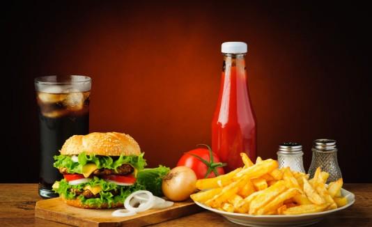 Junk food o comida chatarra