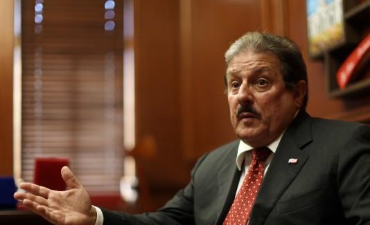 De revalidar al cargo en los comicios de 2016, Fas Alzamora podría terminar su carrera con 44 años seguidos en la Legislatura.