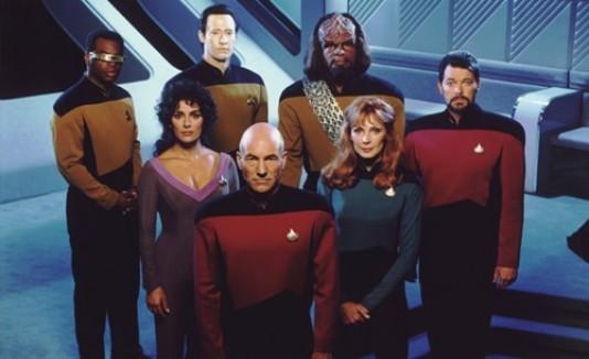 """Elenco de """"Star Trek"""""""
