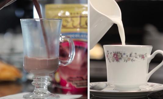 Chocolate/ Cortés