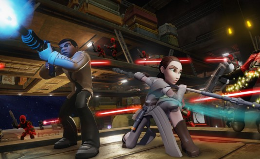 Star Wars Disney Infinity