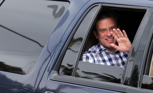 Gobernador Alejandro García Padilla