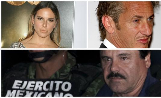 El Chapo collage