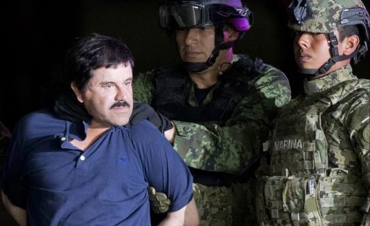 La serie de El Chapo