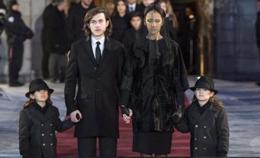 Celine Dion funeral