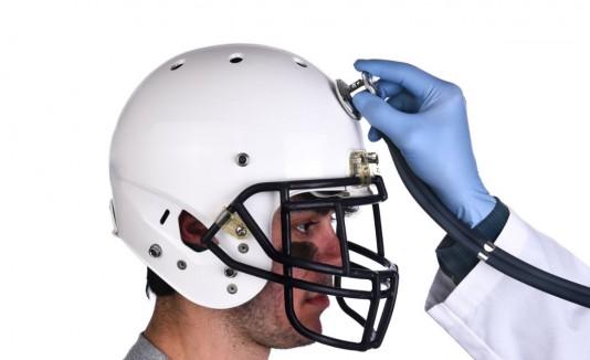 Contusión en la NFL