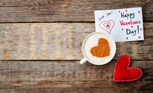 Postal San Valentine