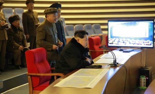 Misil en Corea del Norte