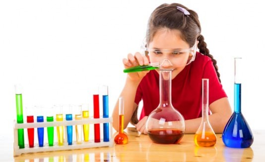 Ciencias, Niños, Estudio