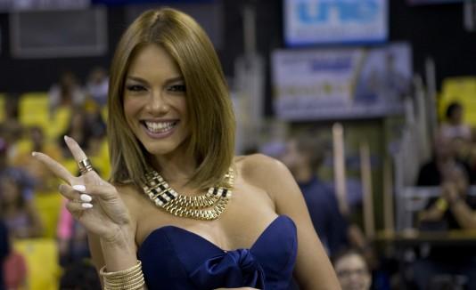 Zuleyka Rivera será homenajeada en San Juan Moda.