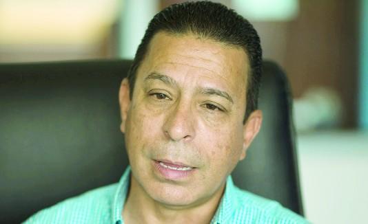 Isidro Negrón, alcalde de San Germán