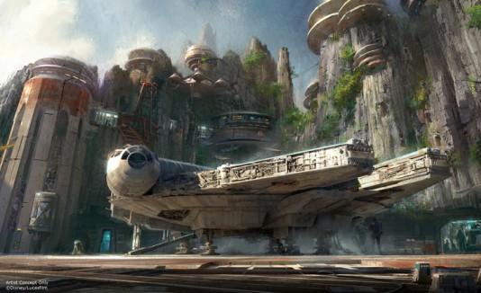 Disney expo parks