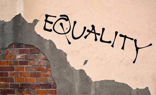 Igualdad de género, gender equality