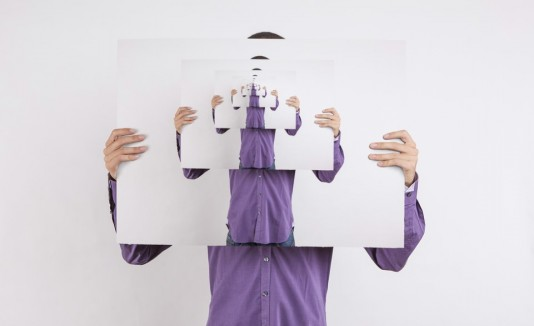 Espejo, ilusión óptica