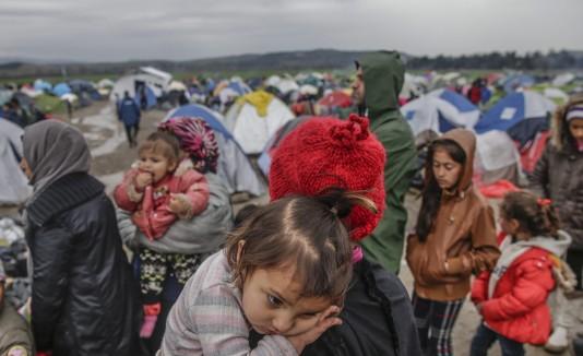 Una vez lleguen a Turquía, los refugiados serán enviados a campos de acogida temporales en el interior del país.