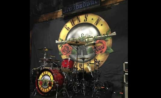 Guns N' Roses, Concierto, Banda, Rock