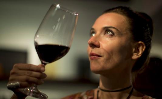 Experta de vino