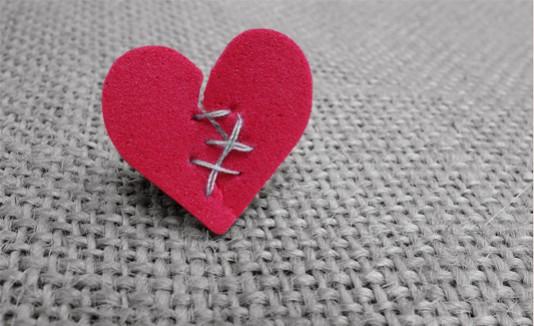Infidelidad, Desamor, Corazón roto